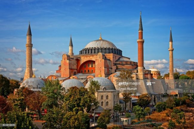 Photo of Hagia Sophia, Erdogan dan Neo-Ottoman