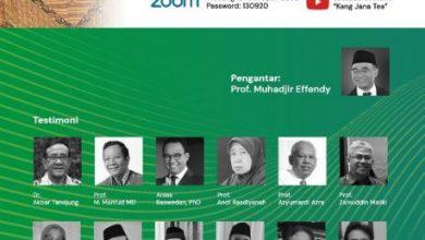 Photo of Kahmi Gelar Diskusi Pemikiran Prof Malik Fadjar