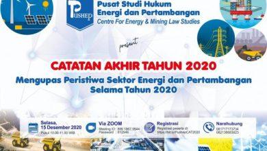 Photo of Catatan Akhir Tahun 2020 Mengupas Peristiwa Sektor Energi dan Pertambangan Selama Tahun 2020