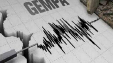 Photo of Gempa Kembali Goncang Sulawesi Barat
