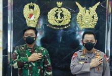 Photo of Terapkan PPKM, Panglima TNI dan Kapolri Sambangi Yogyakarta