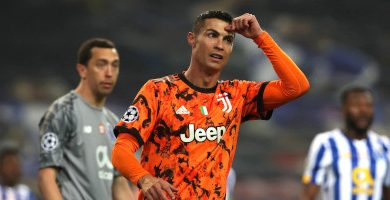 Photo of Champions: Juventus Takluk di Kandang Porto