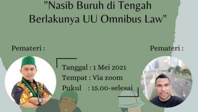 Photo of Nasib Buruh di Tengah Berlakunya UU Omnibus Law
