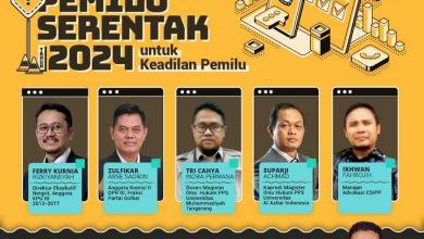Photo of CSPP Gelar Kuliah Umum Rekonstruksi Pemilu 2024 untuk Keadilan