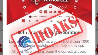 Photo of Ulang Tahun ke-60 Berhadiah 1.000 Smartwatch Mengatasnamakan Telkomsel