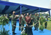 Photo of Panglima TNI Resmikan Monumen Marsda TNI Anumerta Prof dr Abdulrachman Saleh