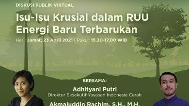 Photo of Isu-isu Krusial dalam RUU Energi Baru Terbarukan