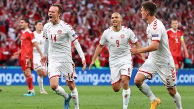Photo of Lolos ke 16 Besar Euro 2020, Denmark Ukir Sejarah