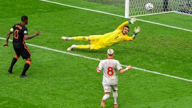 Photo of Tekuk Ukraina, Austria Lolos ke Babak 16 Besar Euro