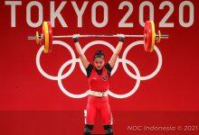 Photo of Cantika Raih Medali Pertama Olimpiade Tokyo 2020