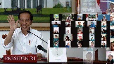 Photo of Jokowi: Tetap Semangat Belajar Meski Tidak di Sekolah