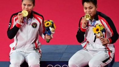 Photo of Cetak Sejarah di Olimpiade, Greysia/Apriyanu Banjir Bonus